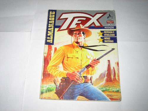 tex - almanaque - nº 1 - reedição 2010 - vendetta navajo