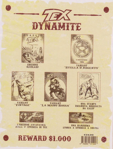 tex classic caixa dynamite - sbe - bonellihq a19