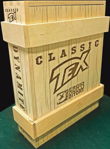 tex classic italiano caixa dynamite - sbe - bonellihq c19