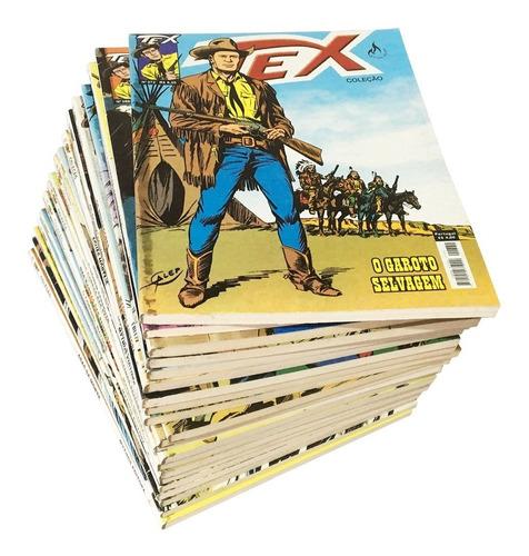 tex coleção mensal almanaque 20 revistas novas ed myttos