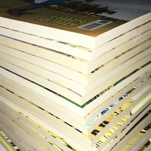 tex coleção mensal almanaque 20 revistas novas myttos