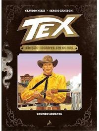 tex - edição gigante em cores nº 04  (capa dura) - mythos