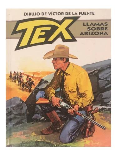 tex - llamas sobre arizona - aleta ed. - spaghetti western