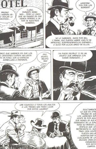 tex - los ladrones de misuri - aleta ed - spaghetti western