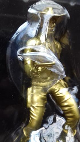 tex miniatura dourada + supertex 100 - bonellihq a18