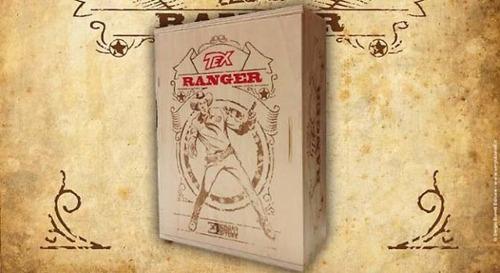 tex ranger box c/tex l'inesorabile - sbe - bonellihq m20