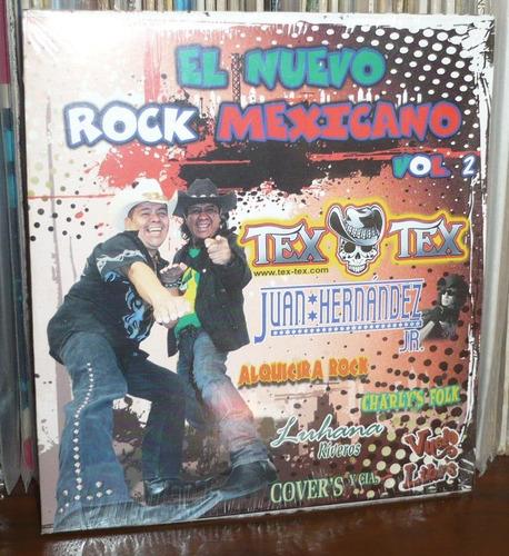tex tex juan hernandez charli folk cd el rock mexicano