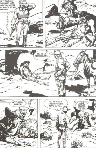 tex - un ranger en peligro - aleta ed. - spaghetti western