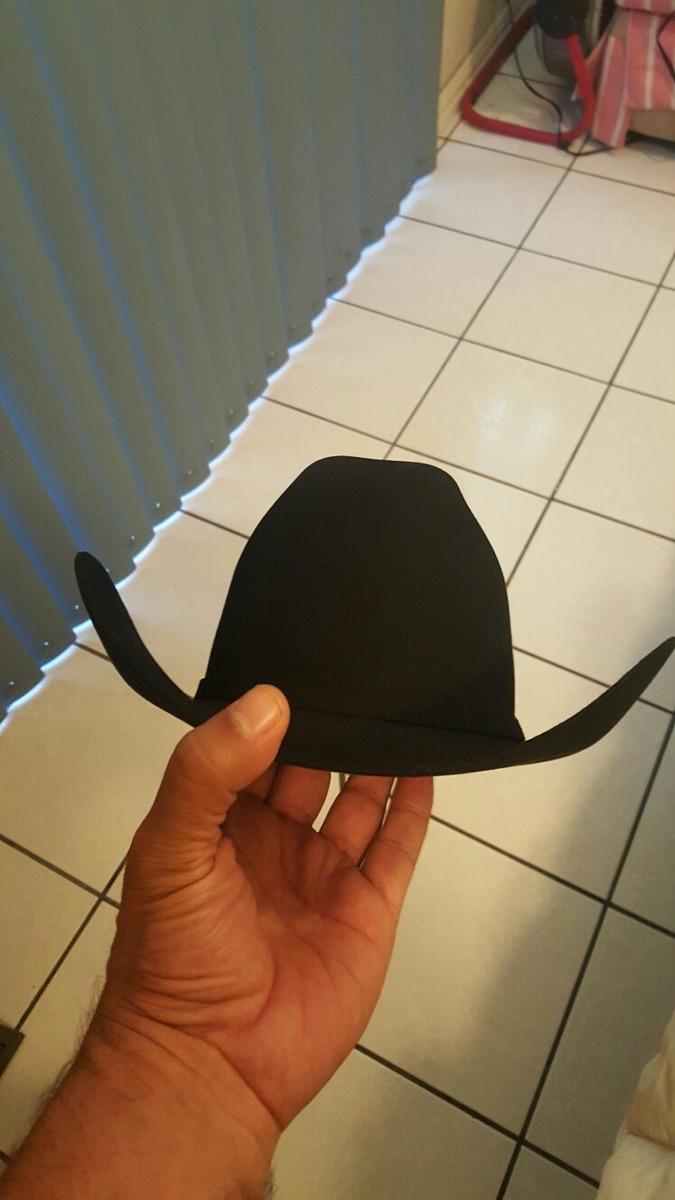 texana stetson 30x el patron nueva color negro. Cargando zoom. de6a76ac0d3