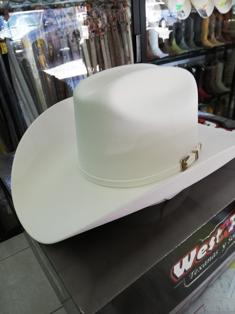 Texana West Point 20x Blanca Pelo De Conejo -   3 e47a204e3e0