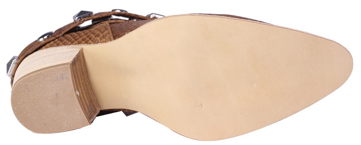 2d5572e7c9 Texanas Mujer Botas Botitas Botinetas Cuero Tops Zapatos -   2.500 ...