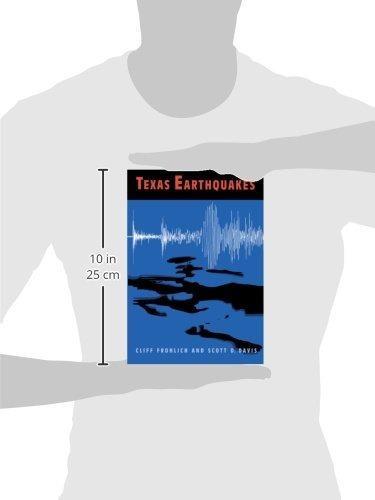 texas earthquakes (número dos, serie peter t. flawn en