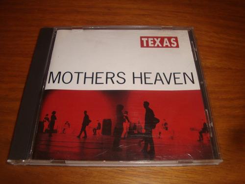 texas - mothers heaven- cd