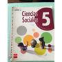 Libro De Ciencias Sociales De 5 Basico Edit S.m. Crea Mundo