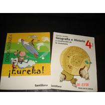 Eureka 4, Geografia E Historia 4 Ideas En La Cabeza Santilla