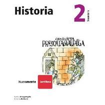 Historia 2 Mundo, América, Uruguay. S. Xv Al Xix. Santillana