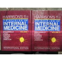 Principios De Medicina Interna Harrison 15ª Ingles