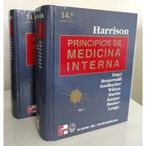 Harrison. Principios De Medicina Interna. 14ª Edición