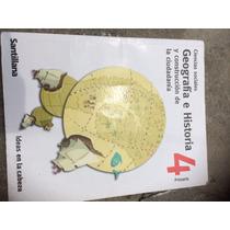 Geografia E Historia Santillana 4 Primaria