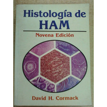 Libro Histologia De Ham De David Cormack