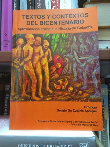 textos y contextos del bicentenario