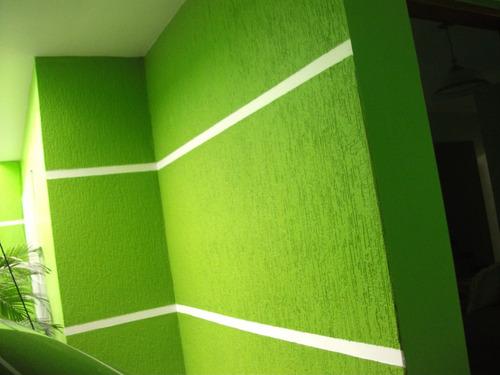 textura e grafiato(partir de r$ 18,00 m2 mat. e mão de obra)