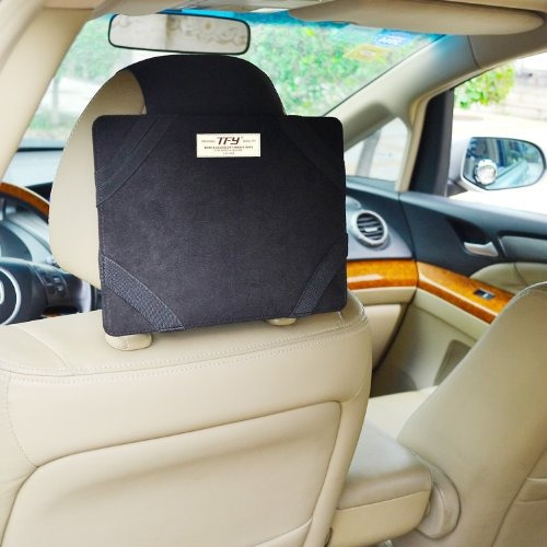 tfy soporte de reposacabezas para coche