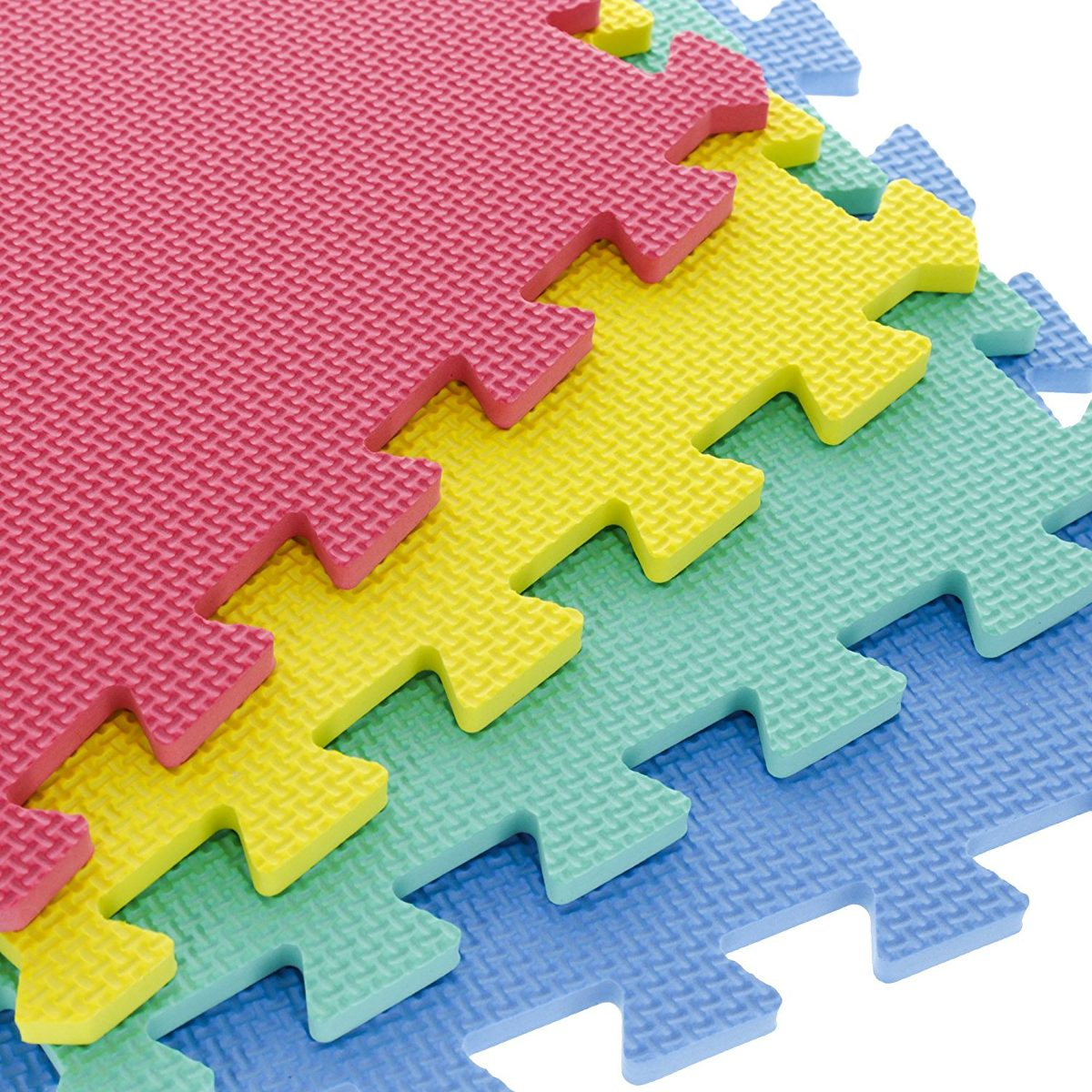 Tg Foam Mat Floor Tiles Interlocking Eva Foam Padding Por 214 999 En Mercado Libre