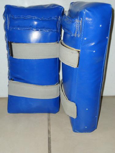 thai pad en vinil reforzados (par) garantizados