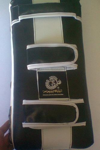 thai pad vinil muay thai, kastell box kick boxing mma pmo