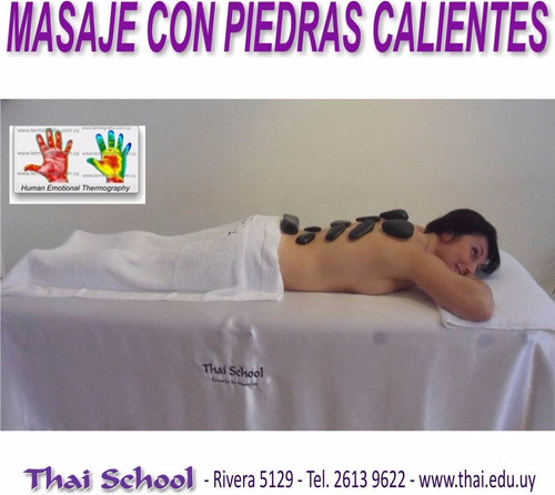 thai school - curso masaje terapeutico - 1ª escuela masajes