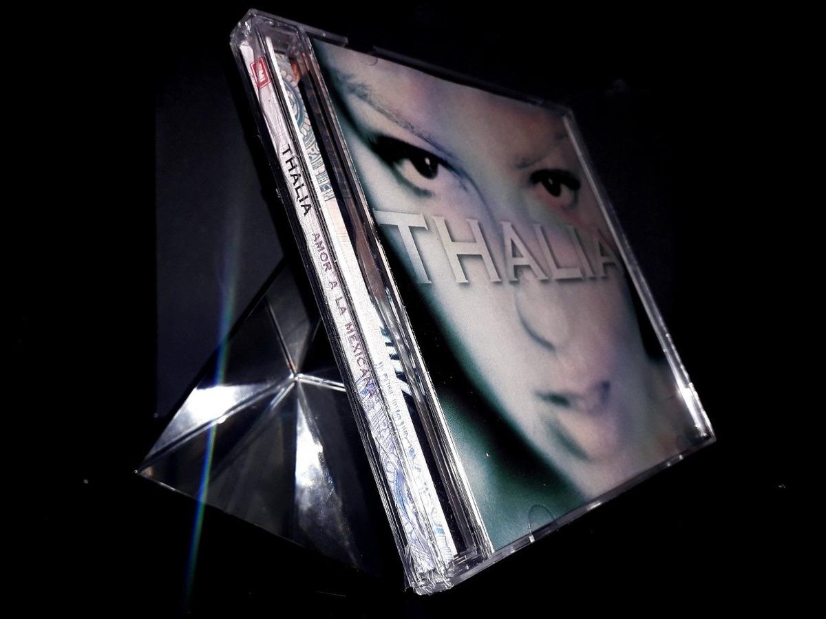Amor A La Mexicana Movie thalia amor a la mexicana cd original nuevo y sellado