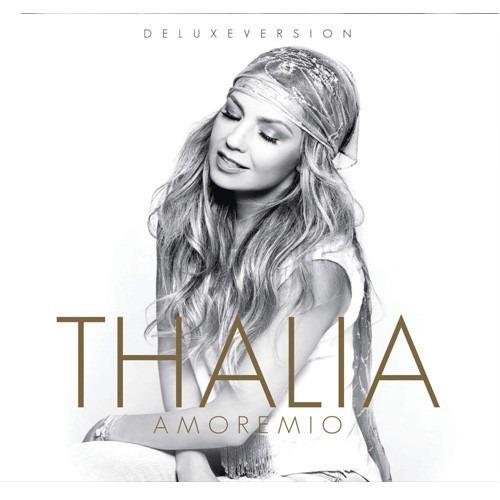 thalia amoremio cd deluxe version 14 canciones