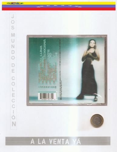 thalia  - cd original nuevo - un tesoro musical