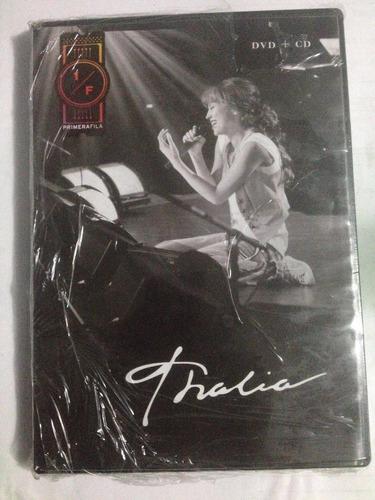 thalia primera fila cd + dvd sony music colombia