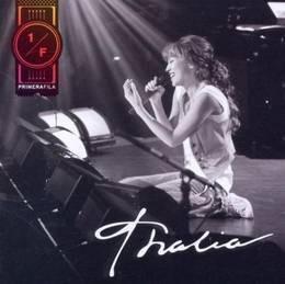 thalia thalia en primera fila cd nuevo