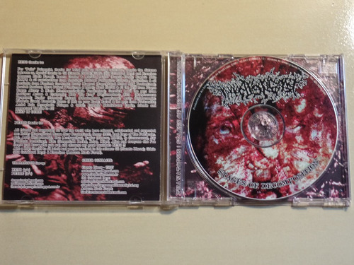 thanatopsis - stages of decomposition (goregrind)