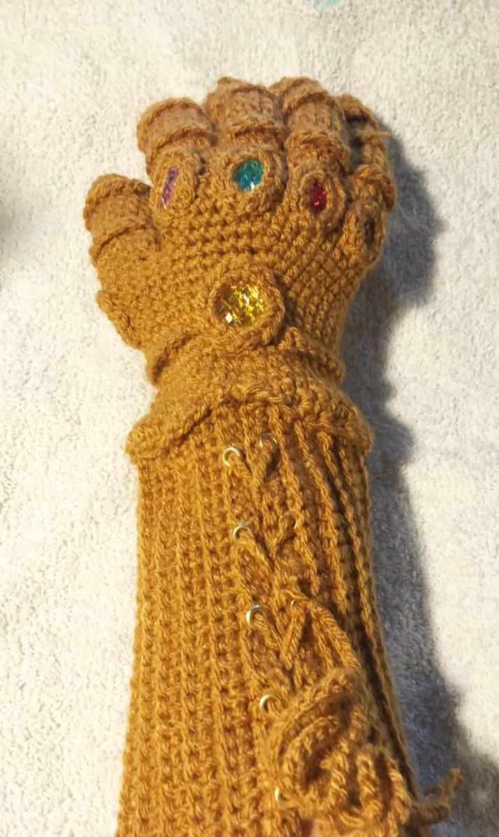 Thanos Chibi Amigurumi Crochet Pattern Tutorial Kawaii Toy | Etsy | 1200x715
