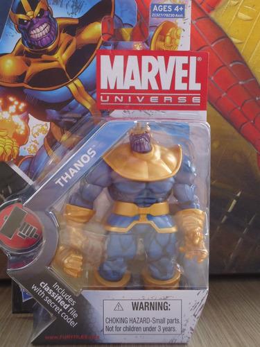 thanos - marvel universe