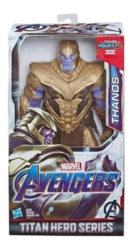 thanos titan hero series (figura de acción)