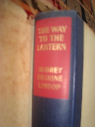thaudrey erskine lindope way to the lantern - 1961