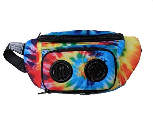 21387001a366 The #1 Fannypack With Speakers. Bluetooth Fanny Pack For Par