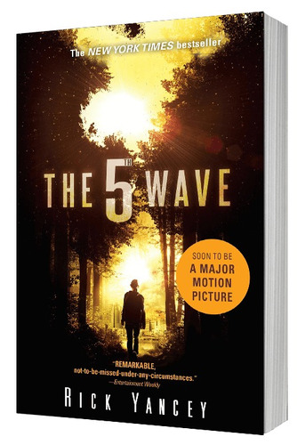 the 5 wave / yancey (envíos)