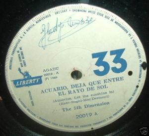 the 5th dimension acuario deja que entre simple uruguayo