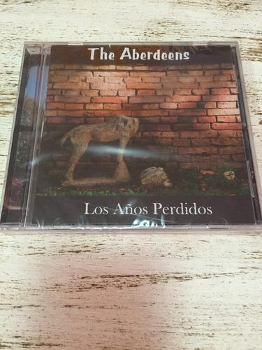 the aberdeens - los años perdidos - cd - 2013