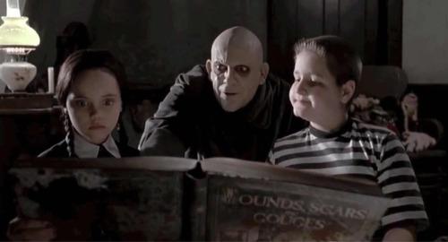 the addams family bluray - zombiteca