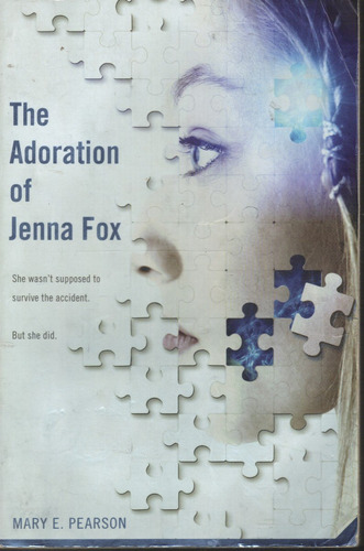 the adoration of jenna fox mary e pearson