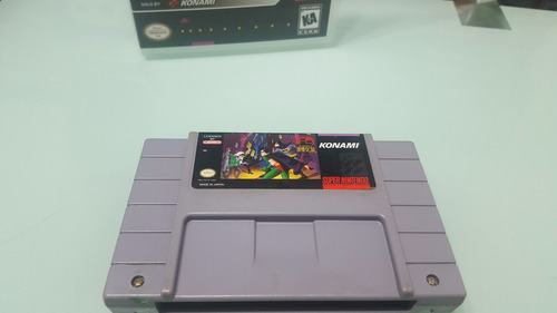 the adventures of batman and robin snes americano original