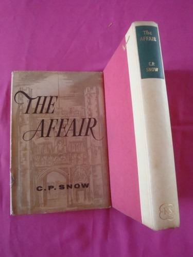 the affair - c. p. snow - idioma ingles
