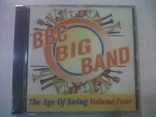 the age of swing vol. four, bbc big band - cd 1992 nuevo uk